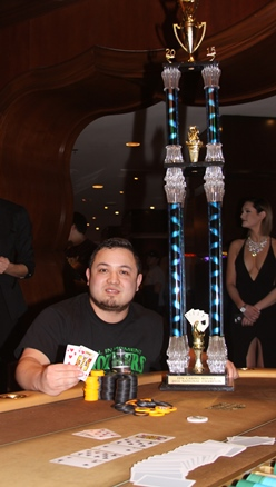 Jimmy Miles FPN Casino Royale Champ