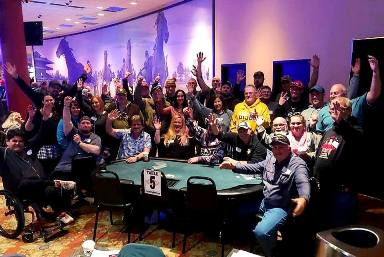 Free Poker Network's Cash King qualifiers from Minnesota