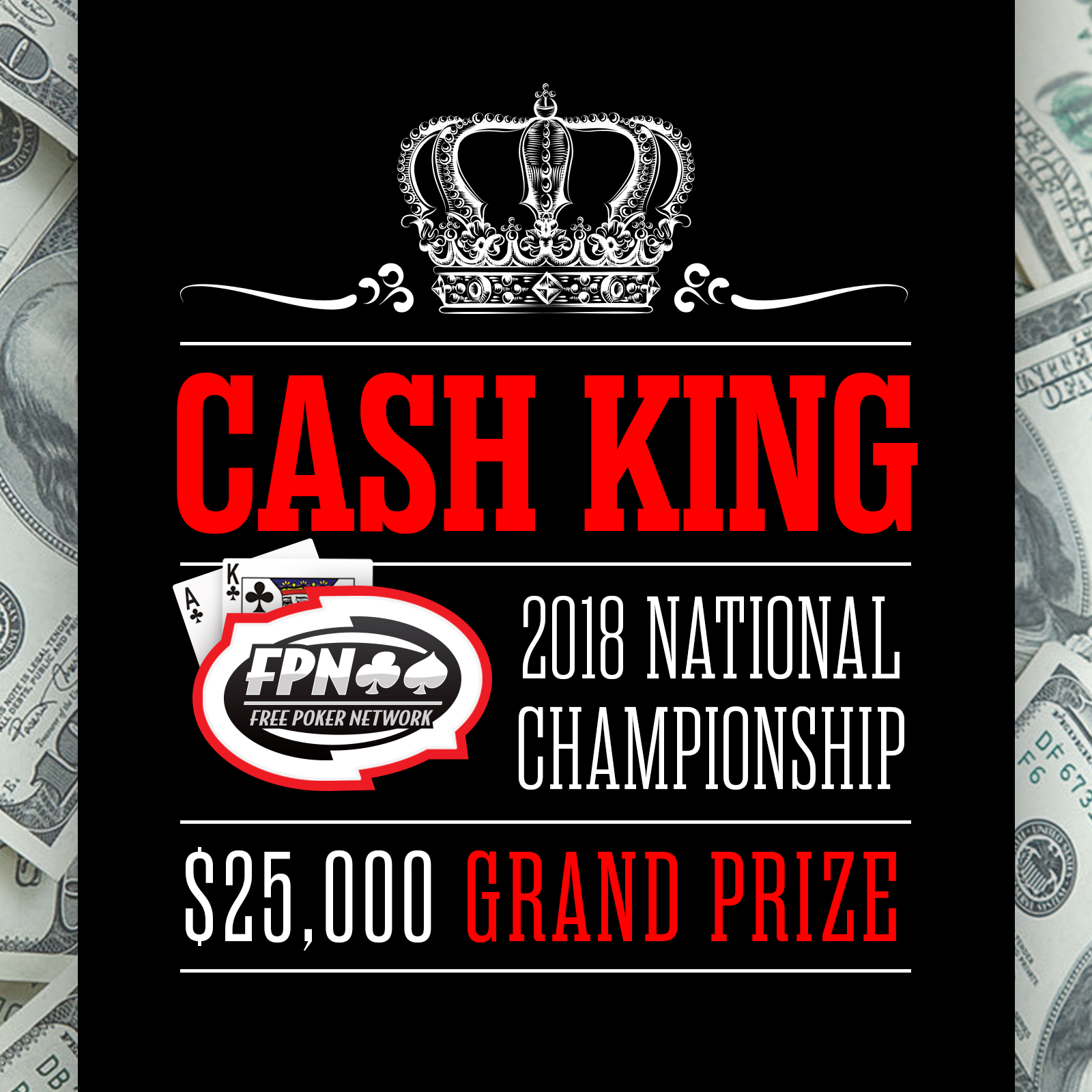 FPN's Cash King Contest - 1st Place $25k