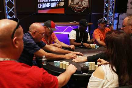 Four (4) FPN Players Won $10,000 Main Event Seats!