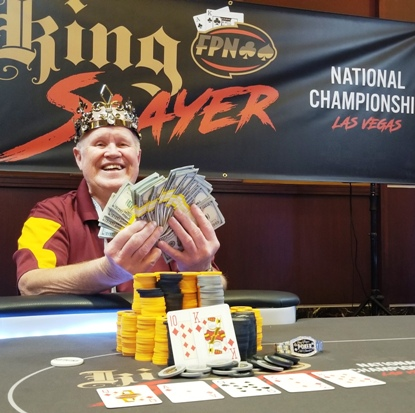 Thomas Gjerde Wins King Slayer & $25,000+